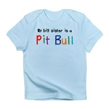 Cool Big brother dog Infant T-Shirt