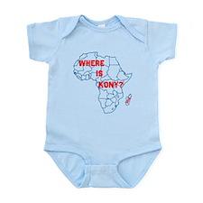 Kony Infant Bodysuit