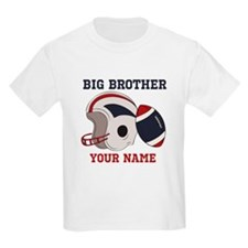 Big Brother Football T-Shirt