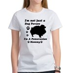 Pomeranian Mommy Women's T-Shirt