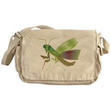 Praying Mantis Messenger Bag