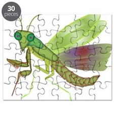 Praying Mantis Puzzle