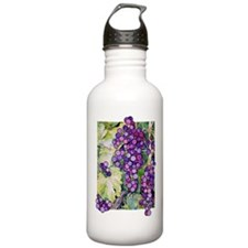 grapes Sports Water Bottle