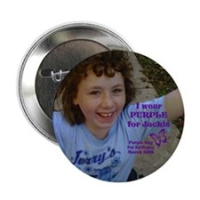 "Jackie 2.25"" Button (10 pack)"