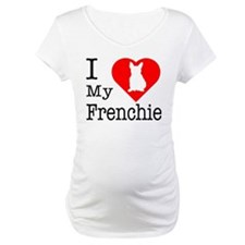 I Love My Frenchie Shirt