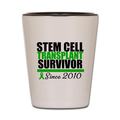 SCT Survivor 2010 Shot Glass