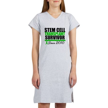 SCT Survivor 2010 Women's Nightshirt
