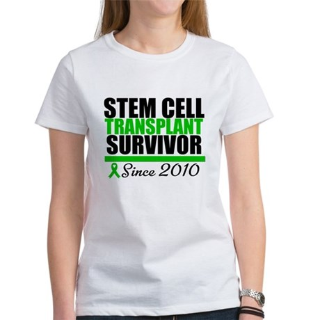 SCT Survivor 2010 Women's T-Shirt