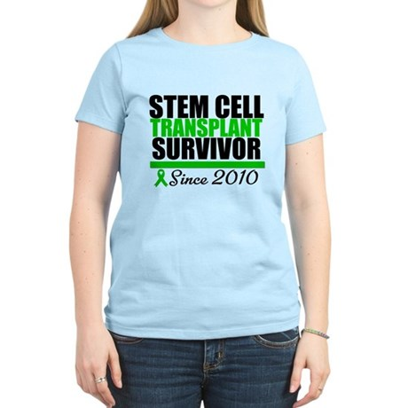 SCT Survivor 2010 Women's Light T-Shirt