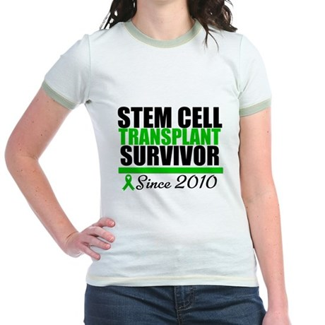 SCT Survivor 2010 Jr. Ringer T-Shirt