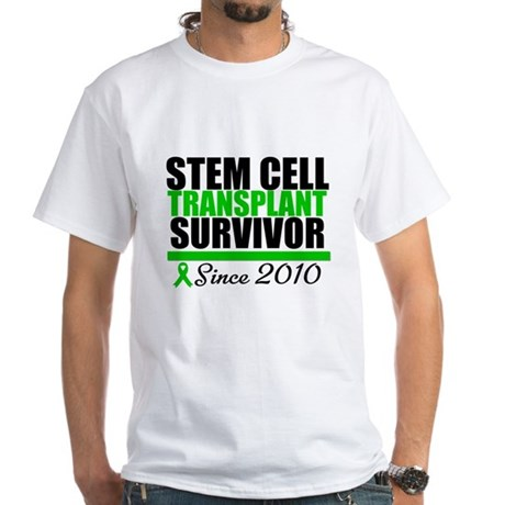 SCT Survivor 2010 White T-Shirt