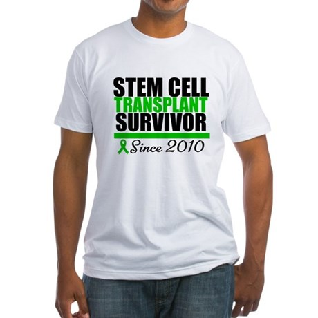 SCT Survivor 2010 Fitted T-Shirt
