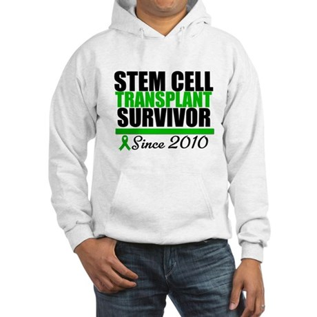 SCT Survivor 2010 Hooded Sweatshirt