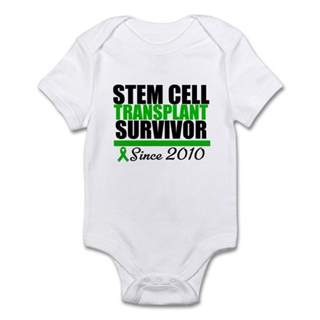 SCT Survivor 2010 Infant Bodysuit