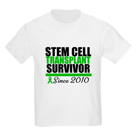 SCT Survivor 2010 Kids Light T-Shirt