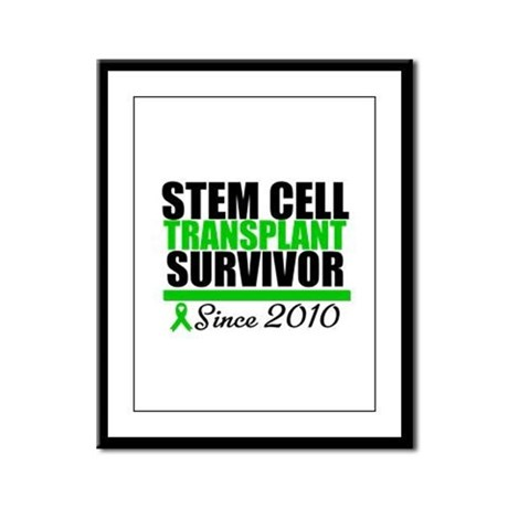 SCT Survivor 2010 Framed Panel Print