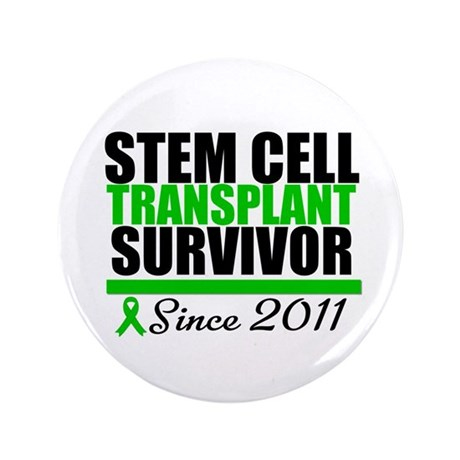 "SCT Survivor 2011 3.5"" Button (100 pack)"