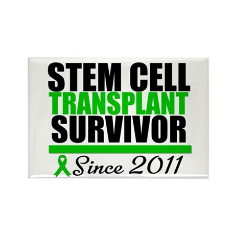 SCT Survivor 2011 Rectangle Magnet (10 pack)
