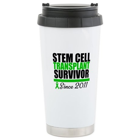 SCT Survivor 2011 Ceramic Travel Mug