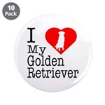 I Love My Golden Retriever 3.5