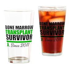BMT Survivor 2011 Drinking Glass