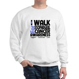 I Walk Esophageal Cancer Sweatshirt
