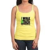 I Walk Bile Duct Cancer Jr.Spaghetti Strap