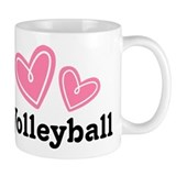 Volleyball Gift Cute Mug