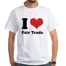 I Heart Fair Trade Shirt
