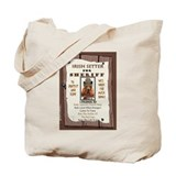 Funny Irish items Tote Bag