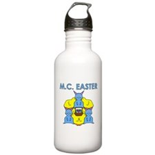 M.C. Easter Water Bottle