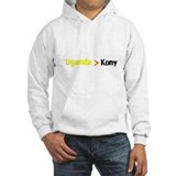 Uganga Greater Than Kony Jumper Hoody