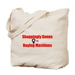 Shoppingly Genes Tote Bag