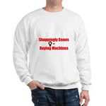 Shoppingly Genes Sweatshirt