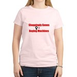 Shoppingly Genes Women's Light T-Shirt