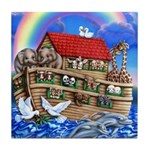 Noah's Ark Tile Coaster