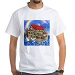 Noah's Ark White T-Shirt