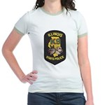 Illinois SP K9 Jr. Ringer T-Shirt