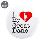 I Love My Great Dane 3.5