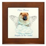 Chow 3 Framed Tile