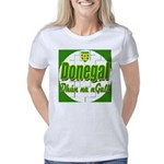 Protect the Capitol Organic Women's Fitted T-Shirt