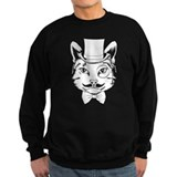 Fancy Feline Sweatshirt