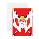 Kempeitai Greeting Cards (Pk of 20)