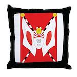 Kempeitai Throw Pillow
