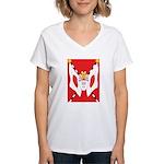 Kempeitai Women's V-Neck T-Shirt