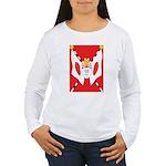 Kempeitai Women's Long Sleeve T-Shirt
