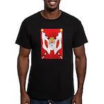 Kempeitai Men's Fitted T-Shirt (dark)