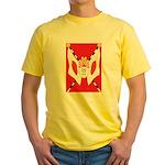 Kempeitai Yellow T-Shirt