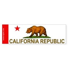 Bumper Sticker, California Republic