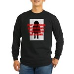 Wear a sneer Long Sleeve Dark T-Shirt